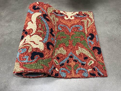 folded-rug